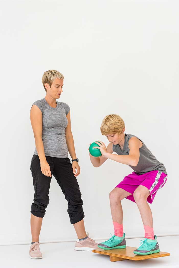 Exercises for ages 11-15