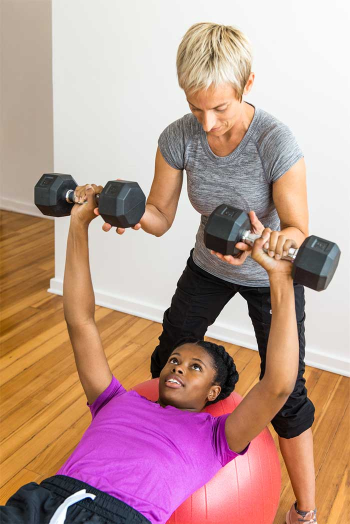 Exercises for ages 15-19