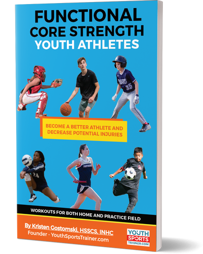 core youth athlete cover