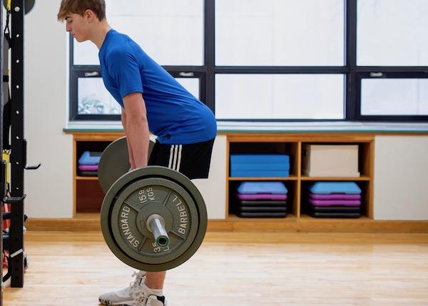 In-Season Strength Training