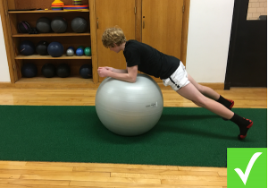 best core exercises for athletes