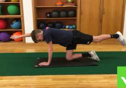 core exercises for athletes